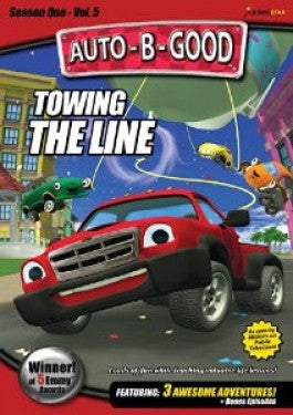 Auto B Good Season 1 Vol 5: Towing The Line DVD