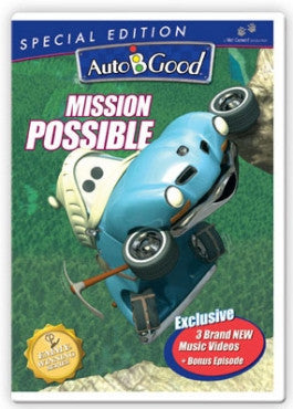 Auto B Good Season 2 Vol 1: Mission Possible DVD