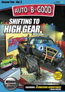 Auto B Good Season 2 Vol 3: Shifting to High Gear DVD