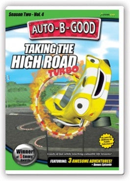 Auto B Good Season 2 Vol 4: Taking The High Road DVD