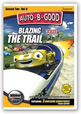Auto B Good Season 2 Vol 6: Blazing The Trail DVD
