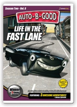 Auto B Good Season 2 Vol 8: Life In The Fast Lane DVD