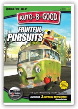 Auto B Good Season 2 Vol 9: Fruitful Pursuits DVD