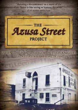 The Azusa Street Project DVD
