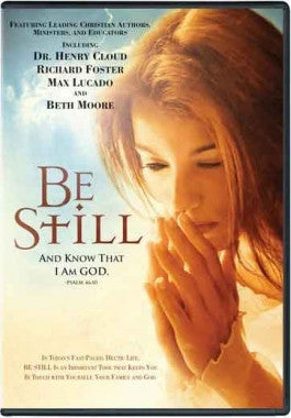 Be Still DVD