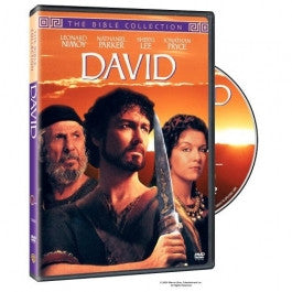 The Bible Collection: David DVD