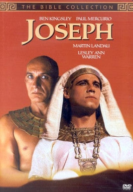 The Bible Collection: Joseph DVD