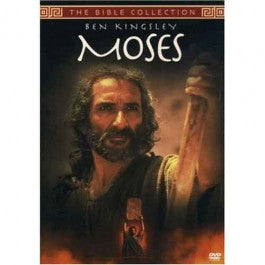 The Bible Collection: Moses DVD