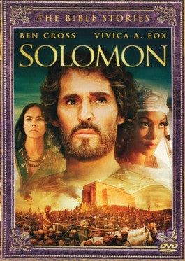 The Bible Stories: Solomon DVD