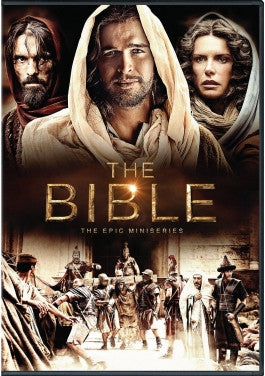 The Bible: The Epic History Channel Miniseries 4 DVD Set