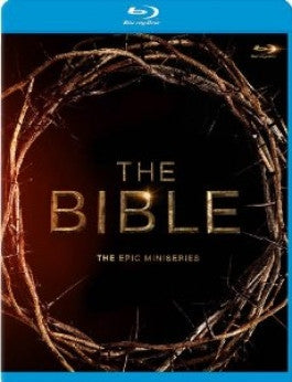The Bible: The Epic History Channel Miniseries Blu-ray