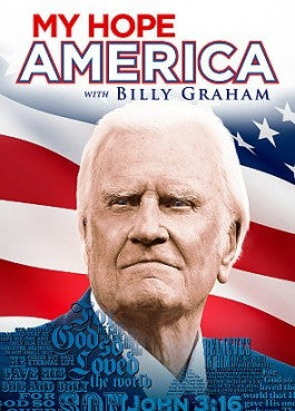 Billy Graham: My Hope America 3 DVD Set