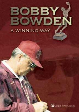 Bobby Bowden: A Winning Way DVD