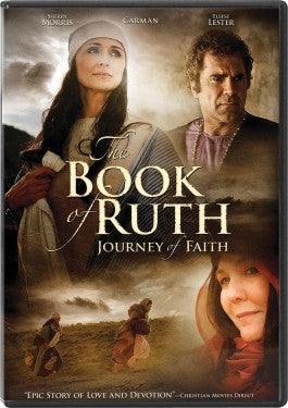 The Book of Ruth: Journey of Faith DVD