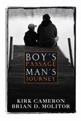 Boys Passage, Mans Journey DVD Boxed Set With Kirk Cameron and Brian Molitor