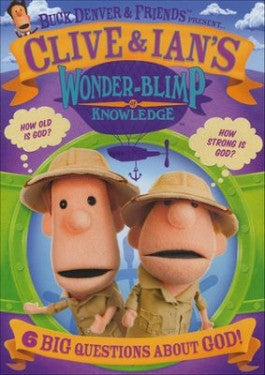 Buck Denver and Friends: Clive and Ians Wonderblimp of Knowledge DVD