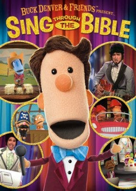 Buck Denver And Friends Sing Through The Bible DVD