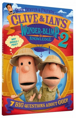 Buck Denver Presents: Clive And Ians Wonder Blimp Of Knowledge 2 DVD