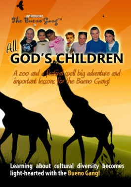 The Bueno Gang Vol 1: All Gods Children DVD