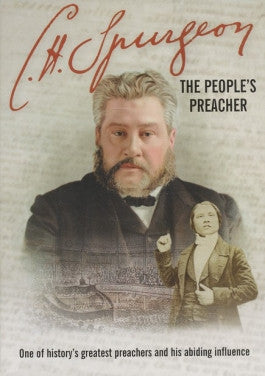 C. H. Spurgeon: The Peoples Preacher DVD