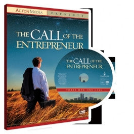 The Call of the Entrepreneur DVD