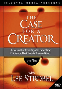 Lee Strobels Case for a Creator DVD