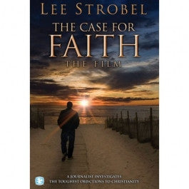 Lee Strobels Case For Faith DVD