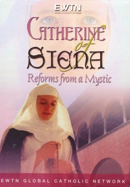 Catherine of Siena Reforms from a Mystic DVD