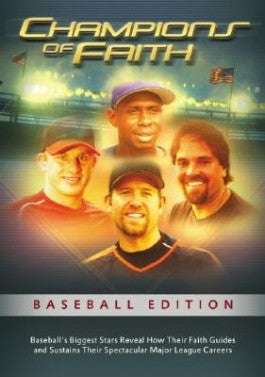 Champions of Faith DVD