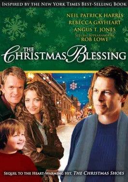 The Christmas Blessing DVD