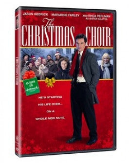 The Christmas Choir DVD