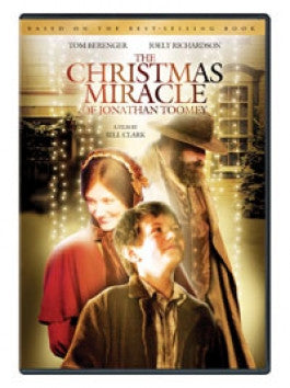 The Christmas Miracle of Jonathan Toomey DVD