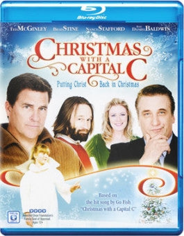 Christmas with a Capital C Blu-ray