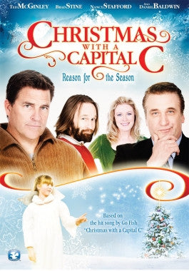 Christmas with a Capital C DVD