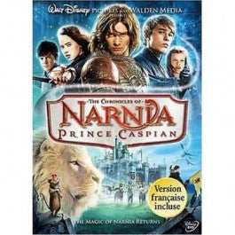 Chronicles of Narnia: Prince Caspian DVD