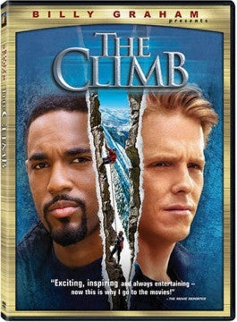 The Climb DVD - A Billy Graham Movie