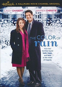 The Color Of Rain DVD