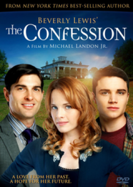 Beverly Lewis The Confession DVD