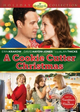 A Cookie Cutter Christmas DVD