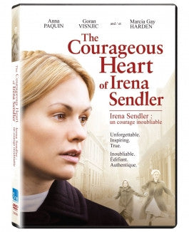 The Courageous Heart of Irena Sendler DVD