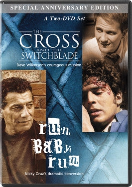 The Cross and the Switchblade/Run Baby Run Special Edition DVD