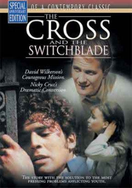 The Cross and the Switchblade -Special Anniversary Edition DVD