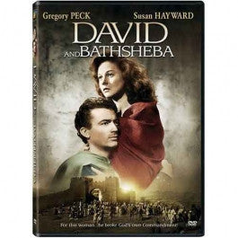 David and Bathsheba DVD