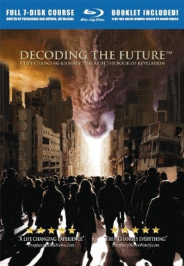 Decoding The Future: Book Of Revelation Bluray Set