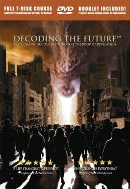 Decoding The Future: A Life-Changing Journey Through the Book Of Revelation 7 DVD Set