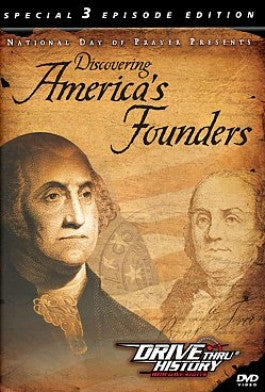 Discovering Americas Founders: A Drive Thru History DVD