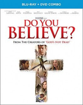 Do You Believe? DVD/Blu-ray Combo