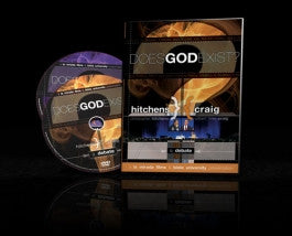 Does God Exist? A Debate 2 DVD Set