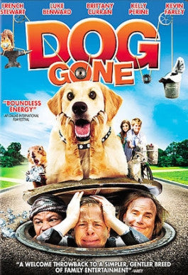 Dog Gone DVD