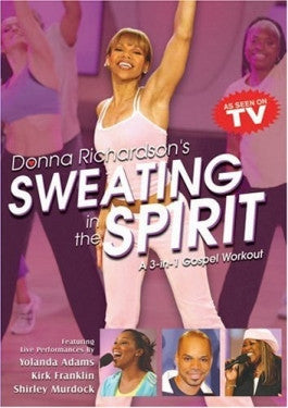 Donna Richardsons Sweating in the Spirit DVD